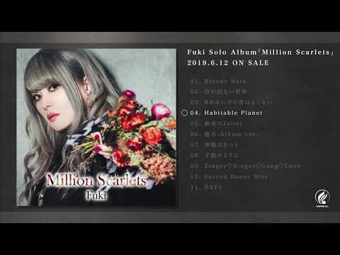 Fuki「Million Scarlets」トレーラー
